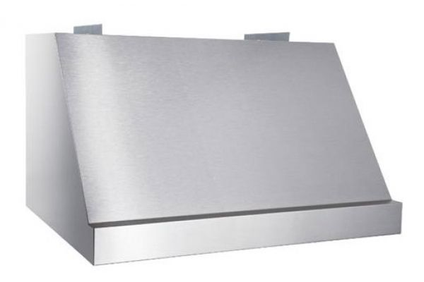 """Large image of Best Classico 48"""" Stainless Pro-Style Wall Hood - WP28M48SB"""