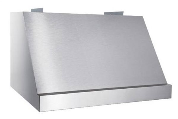 """Large image of Best Classico 54"""" Stainless Steel Pro-Style Wall Hood  - WP28M54SB"""