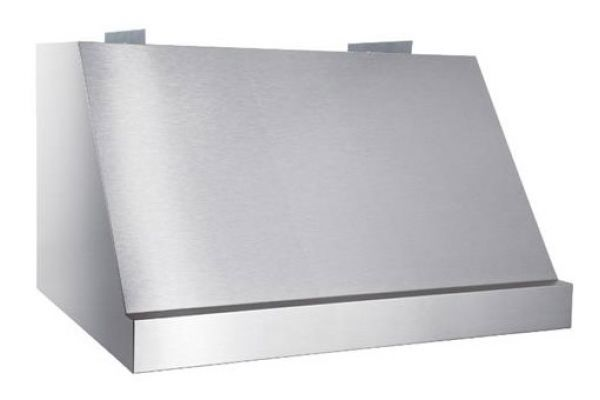 "Large image of Best Classico 60"" Stainless Steel Pro-Style Wall Hood  - WP28M60SB"