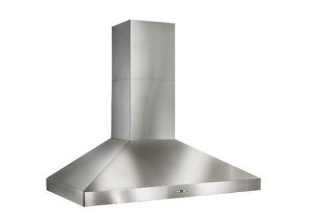 "Best Colonne 36"" Stainless Steel Chimney Range Wall Hood  - WPP9E36SB"