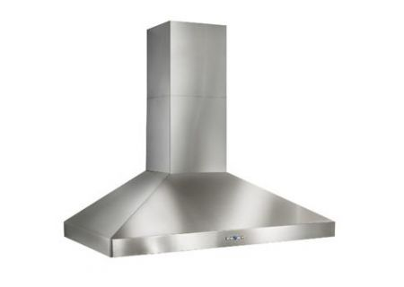 "Best Colonne 42"" Stainless Steel Chimney Range Wall Hood  - WPP9E42SB"
