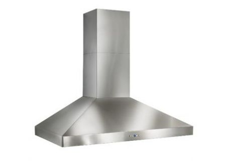 "Best Colonne 48"" Stainless Steel Chimney Range Hood  - WPP9E48SB"