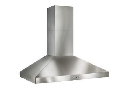 "Best Colonne 48"" Stainless Steel 1200 CFM Chimney Range Wall Hood  - WPP9IQT48SB"