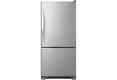 Whirlpool - WRB119WFBM - Bottom Freezer Refrigerators