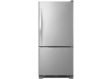 Whirlpool - WRB119WFBM - Bottom Freezer Refrigerators