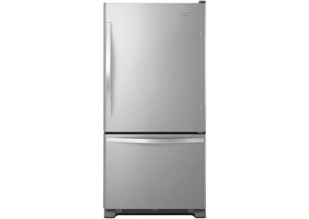 Whirlpool - WRB322DMBM - Bottom Freezer Refrigerators