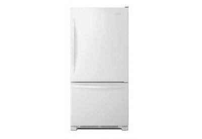 Whirlpool - WRB322DMBW - Bottom Freezer Refrigerators