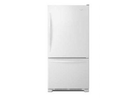 Whirlpool - WRB322DMBW - Bottom Freezer Refrigerators