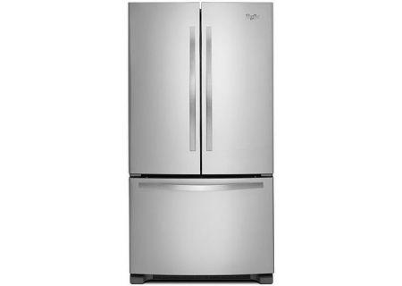 Whirlpool - WRF532SMBM - French Door Refrigerators