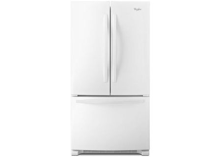 Whirlpool - WRF532SMBW - French Door Refrigerators