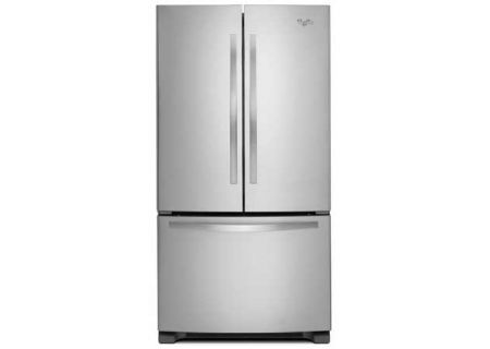 Whirlpool - WRF535SMBM - French Door Refrigerators