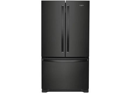 Whirlpool Black French Door Refrigerator - WRF535SMHB