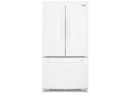 Whirlpool - WRF540CWBW - French Door Refrigerators
