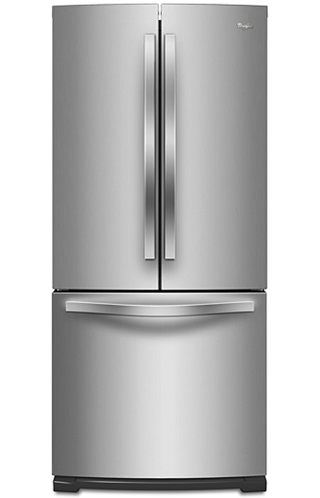 Whirlpool 30 Quot French Door Refrigerator Wrf560smym