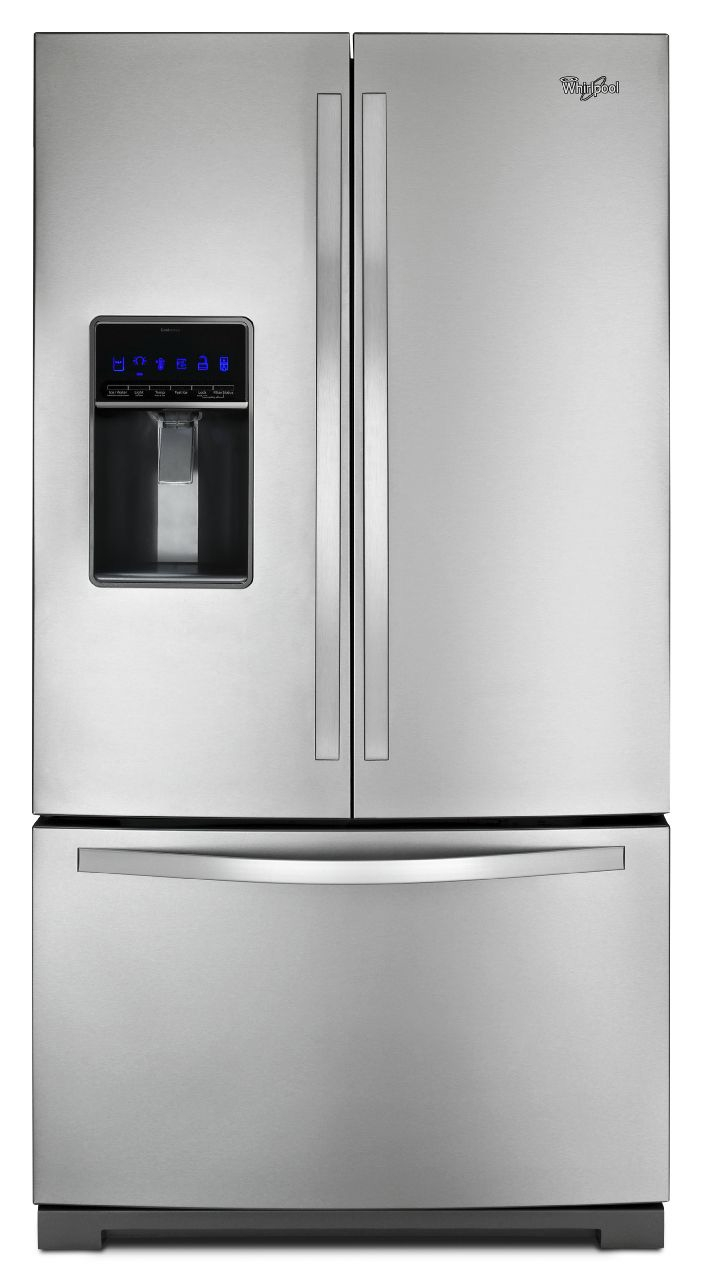 Whirlpool Stainless French Door Refrigerator Wrf736sdam