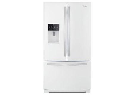Whirlpool - WRF757SDEH - French Door Refrigerators