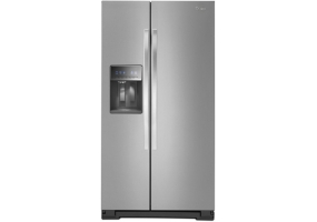 Whirlpool - WRS321CDBM - Side-by-Side Refrigerators