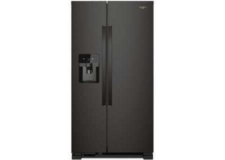 Whirlpool - WRS321SDHB - Side-by-Side Refrigerators