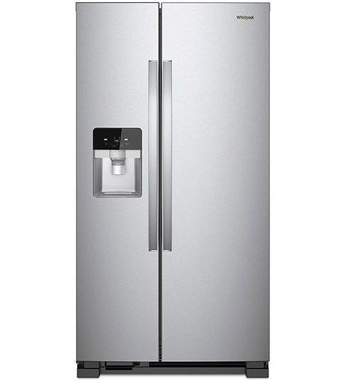 106. 74252402 kenmore top mount refrigerator.