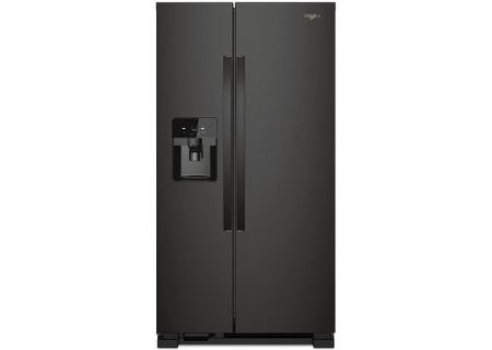 Whirlpool - WRS325SDHB - Side-by-Side Refrigerators