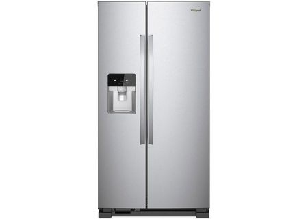 Whirlpool - WRS325SDHZ - Side-by-Side Refrigerators