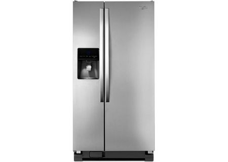 Whirlpool - WRS342FIAM - Side-by-Side Refrigerators