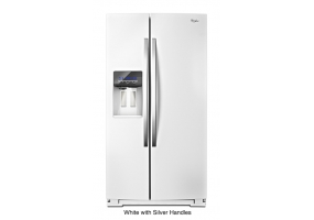 Whirlpool - WRS526SIAH - Side-by-Side Refrigerators