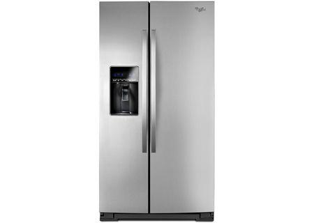 Whirlpool - WRS537SIAM - Side-by-Side Refrigerators