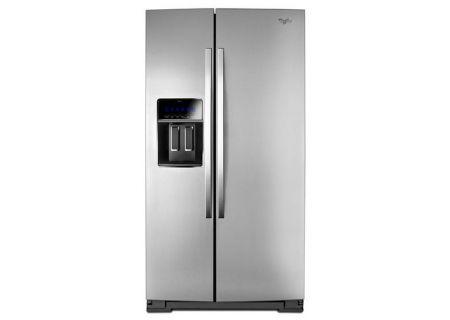 Whirlpool - WRS973CIDM - Side-by-Side Refrigerators