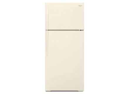"""Whirlpool 28"""" Biscuit Top Freezer Refrigerator  - WRT106TFDT"""