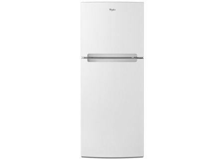 Whirlpool 11 Cu. Ft. White Top Freezer Refrigerator - WRT111SFDW
