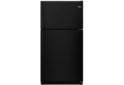 Whirlpool - WRT311FZDBK - Top Freezer Refrigerators