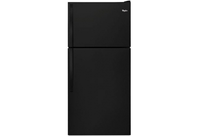 Whirlpool - WRT318FZDBK - Top Freezer Refrigerators