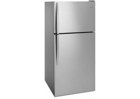 Whirlpool - WRT318FZDMSS - Top Freezer Refrigerators