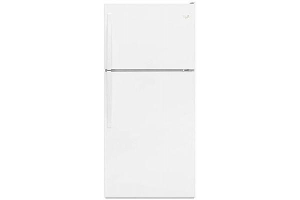 Whirlpool White Top-Freezer Refrigerator - WRT318FZDW