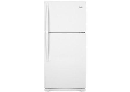 Whirlpool - WRT359SFYW - Top Freezer Refrigerators