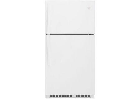 Whirlpool White Top-Freezer Refrigerator - WRT511SZDW
