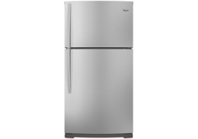 Whirlpool - WRT571SMYM - Top Freezer Refrigerators