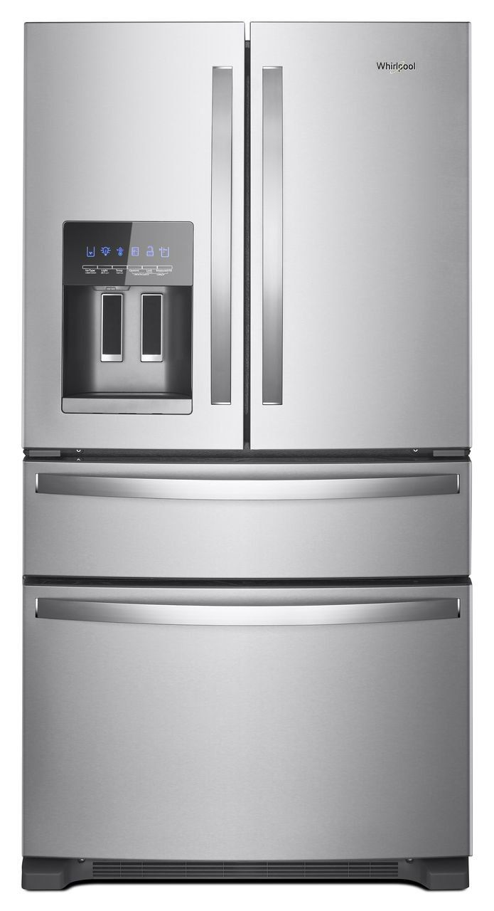Whirlpool Stainless French Door Refrigerator - WRX735SDHZ