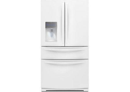 Whirlpool - WRX988SIBW - Bottom Freezer Refrigerators