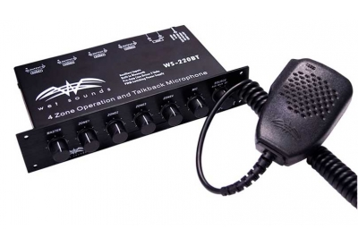 Wet Sounds - WS 220BT - Marine Radio