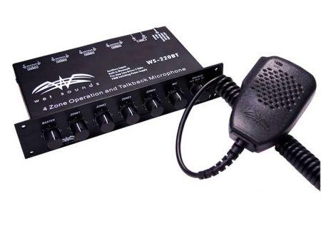 Wet Sounds - WS 220BT - Marine Radio
