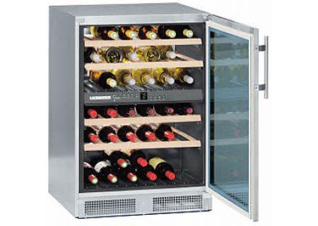 Liebherr - WS-4000 - Wine Refrigerators and Beverage Centers