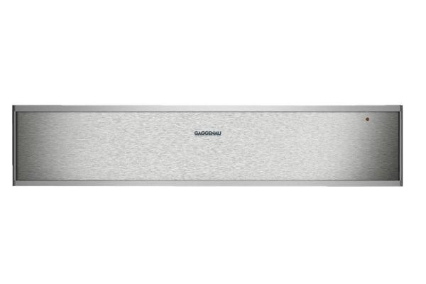"Gaggenau 24"" Stainless Steel Warming Oven  - WS461710"