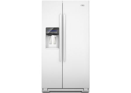 Whirlpool - WSF26D4EXW - Side-by-Side Refrigerators