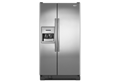 Whirlpool - WSR25D2RYY - Side-by-Side Refrigerators