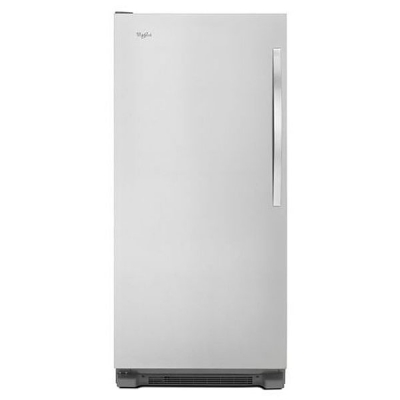 Whirlpool 18 Cu. Ft. SideKicks Stainless Steel All-Freezer