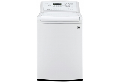 LG - WT4870CW - Top Loading Washers