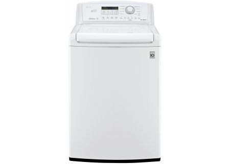 LG - WT4870CW - Top Load Washers