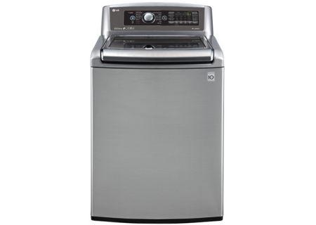 LG - WT5680HVA - Top Load Washers